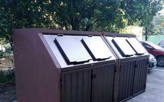 Нормативы расположения мусорных контейнеров на площадках