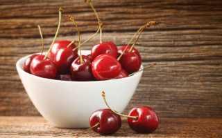 Особенности выращивания черешни Веда