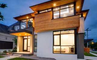 Проект и планировка двухэтажного дома 8 на 8