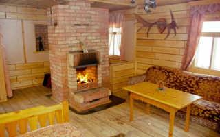 Печи для дачных домов (38 фото): особенности каминов для обогрева помещения, фото и видео