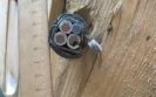 Прокладка кабеля в земле: способы, глубина, нормы