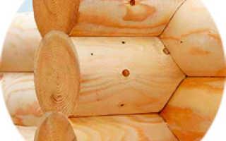 Какой сруб лучше для бани: из чего построить баню