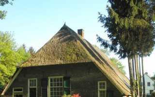 Полувальмовая крыша: фото, двускатная, четырехскатная, схема