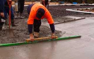 Добавки в бетон: виды, применение и производители