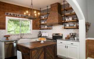 Стены на кухне – 105 фото лучших вариантов отделки стен в кухне