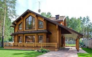 100 красивых вариантов: деревянные дома снаружи на фото