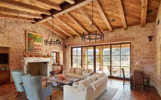 Дизайн потолка с балками в доме – 70 фото идей яркого интерьера в загородном доме