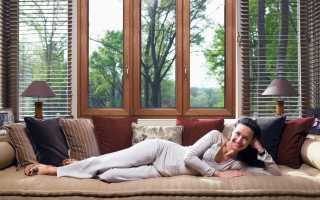 Деревянно алюминиевые окна со стеклопакетом «Красная Горка»