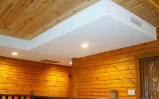 Чем отделать потолок в частном доме: из чего сделать, варианты и виды отделки, обшить изнутри