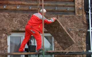 Как утеплить второй этаж деревянного дома: видео-инструкция по монтажу своими руками