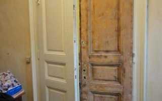 Реставрация дверей своими руками – понятная инструкция + Видео