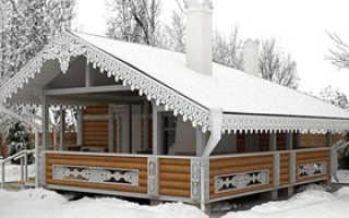 Проекты бани с верандой под одной крышей (71 фото): идеи двухэтажной конструкции с местом для отдыха