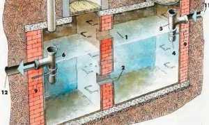 Куда сливать воду из септика и как отводить слив