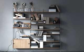 100 лучший идей: книжные полки, стеллажи, шкафы на фото