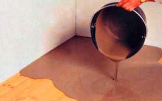 Бетонная стяжка на деревянный пол: как правильно залить