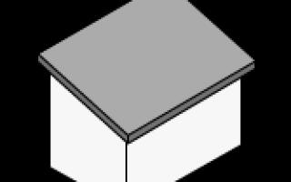 Онлайн калькулятор расчета угла наклона и стропильной системы двухскатной крыши