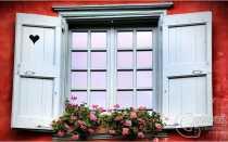 Ставни для дачи (35 фото) на окна: металлические, деревянные, съемные, видео-инструкция как сделать своими руками, фото