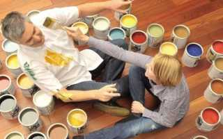 Акриловая краска для дерева: можно ли красить мебель, глянцевая краска на водной основе для внутренних работ