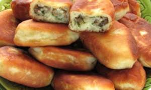 Пирожки с грибами рыжиками: фото и рецепты, как приготовить вкусную домашнюю выпечку