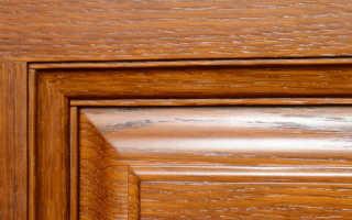 Покраска деревянных дверей своими руками – лак, морилка или краска?