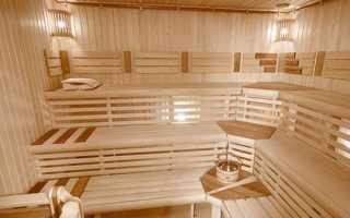 Полки в бане: пошаговое руководство о том, как своими руками сделать из дерева угловой