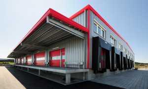 Промышленные быстровозводимые здания из металлоконструкций цена